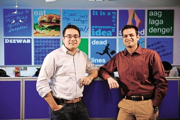 Snapdeal founders BigYellowInfo.com